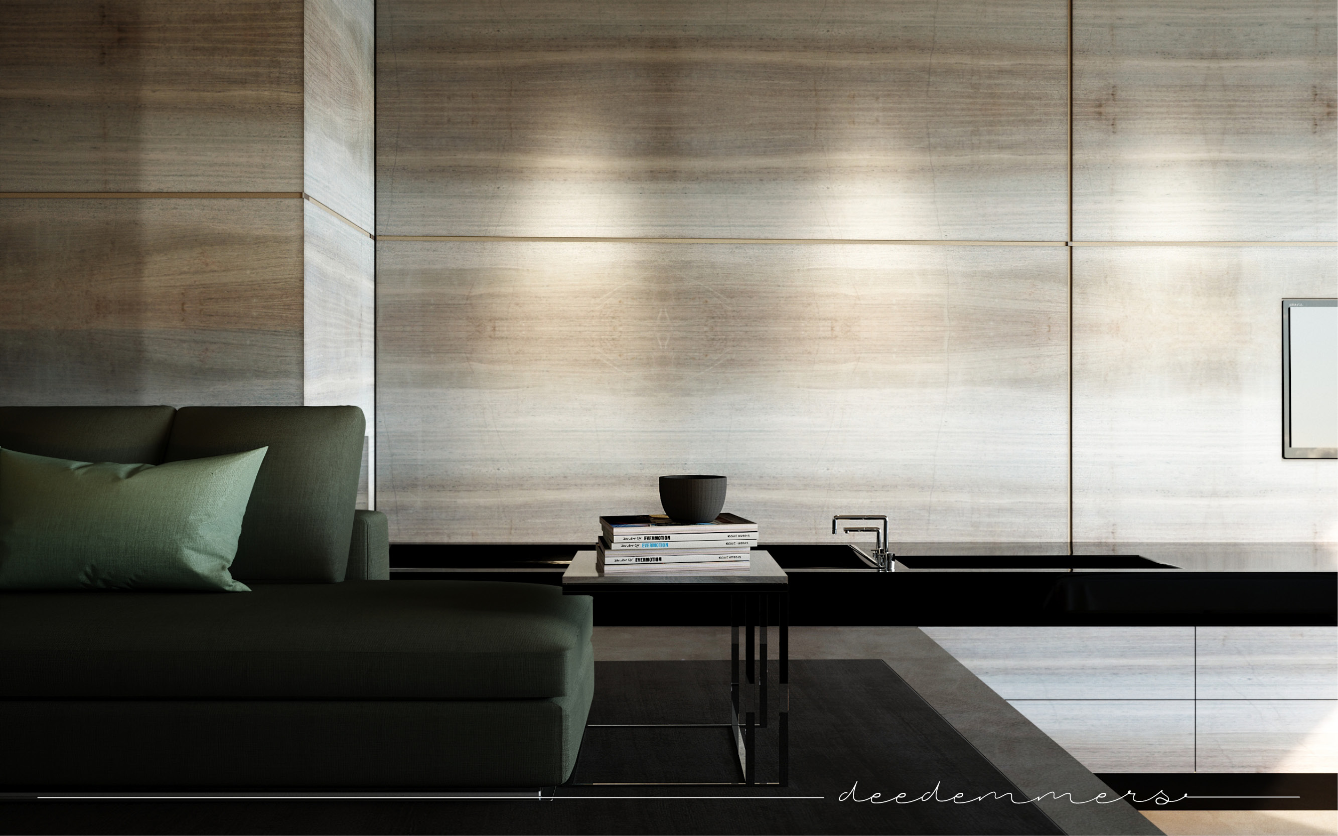 interieur design - Smooth Warmth by Deedemmers
