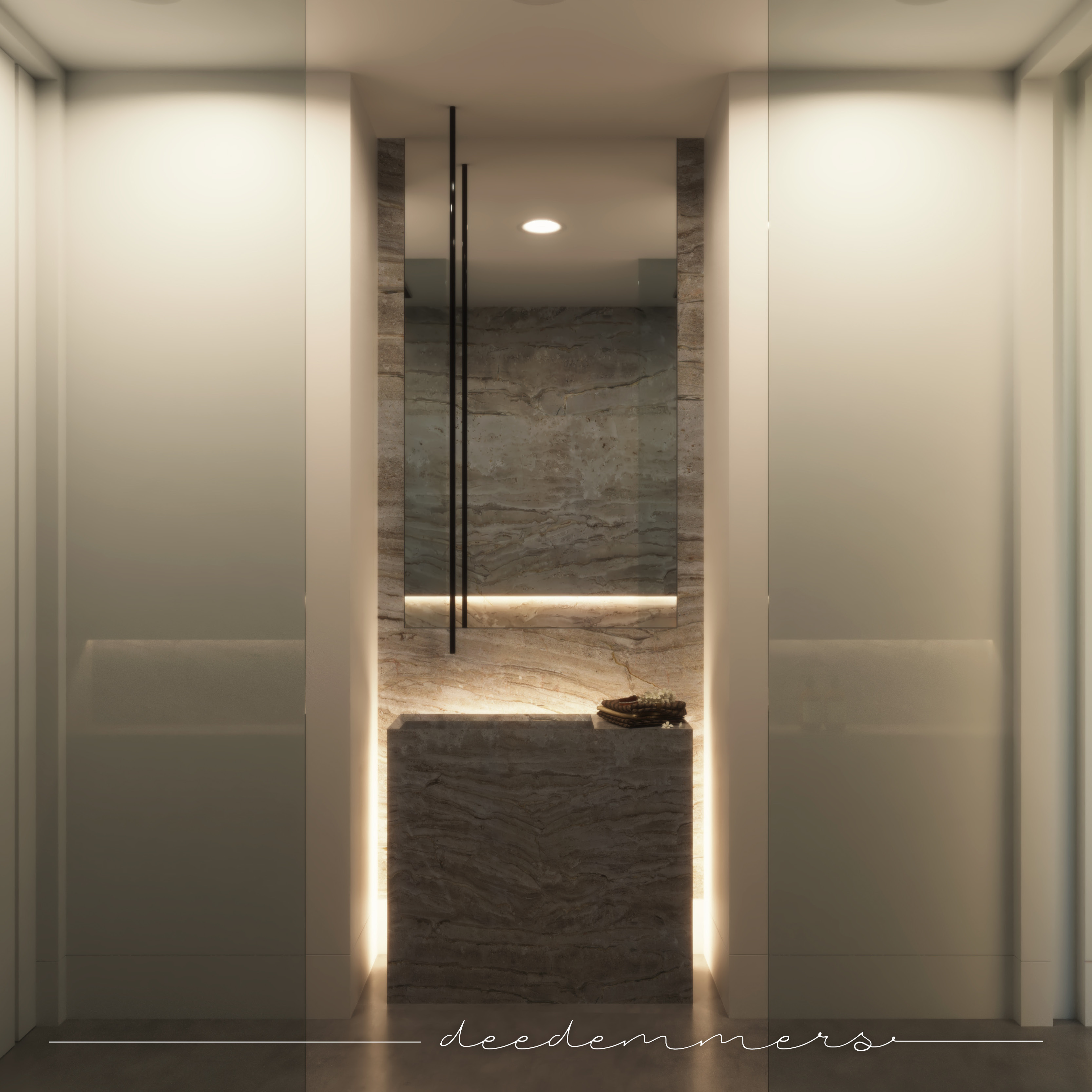 interieur design - Bold Simplicity by Deedemmers